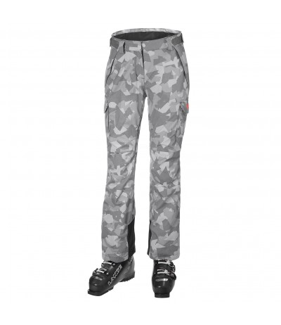 HELLY HANSEN W SWITCH CARGO 2.0 PANT quit shade