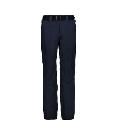 CMP WOMAN PANT N950 black blue