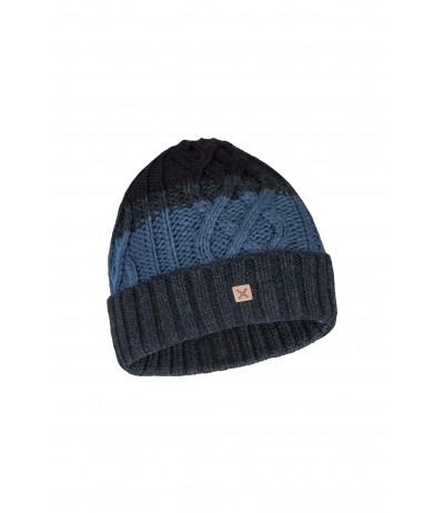 MONTURA TRICOT CAP 8186 blu notte/blu cenere