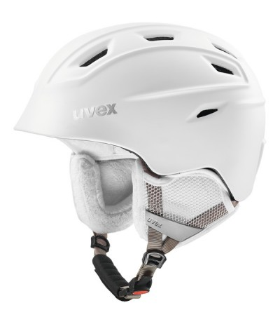 UVEX FIERCE 10 wht mat