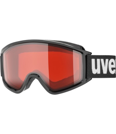 UVEX MASCHERA G.GL 3000 LGL black/S2