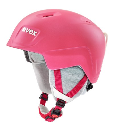 UVEX MANIC PRO pink met