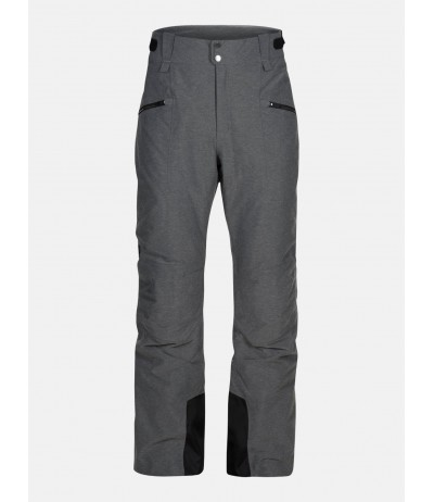 PEAK PERFORMANCE SCOOT MELANGE PANT grey melange