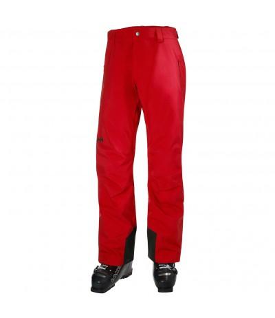 HELLY HANSEN LEGENDARY INSULATED PANT alert red