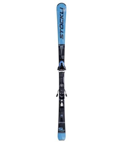 STOCKLI LASER SL + SPEEDPLATE + SRT12 blu