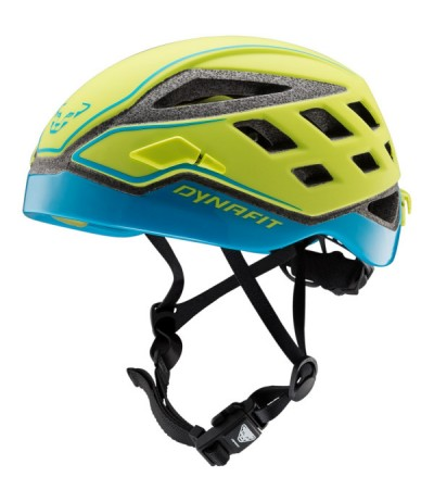 DYNAFIT RADICAL HELMET lime punch/methyl blue