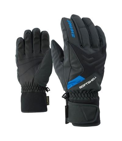 ZIENER GOMSER GTX black-persian blue