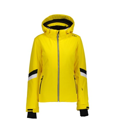 CMP SKI JACKET WOMAN giallo