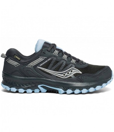 SAUCONY EXCURSION TR13 GTX WOMEN black/chambray