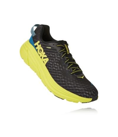 HOKA ONE ONE RINCON MAN black/citrus