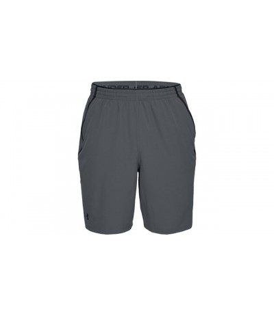UNDER ARMOUR QUALIFIER WG PERF.SHORT UOMO pitch gray