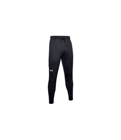 UNDER ARMOUR DOUBLE KNIT JOGGER UOMO black