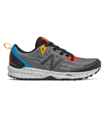 NEW BALANCE KIDS NITREL grey/black