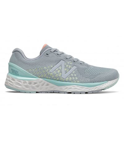 NEW BALANCE WOMAN FRESH FOAM V880 V10 light slate/bali blue