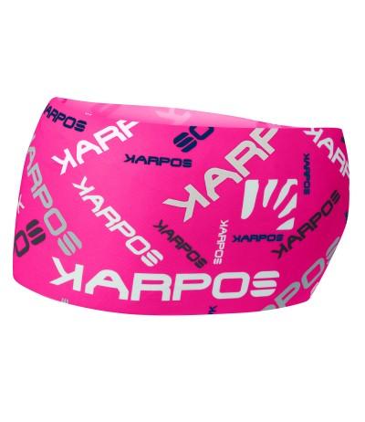 KARPOS LAVAREDO HEADBAND 561 paradise pink
