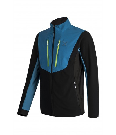 MONTURA STRETCH PRO 2.0 JACKET 9083 nero/blu ottanio