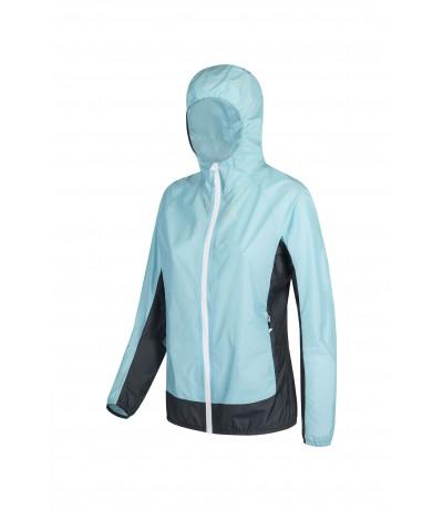 MONTURA TEOREMA JACKET WOMAN 2993 ice blue/piombo