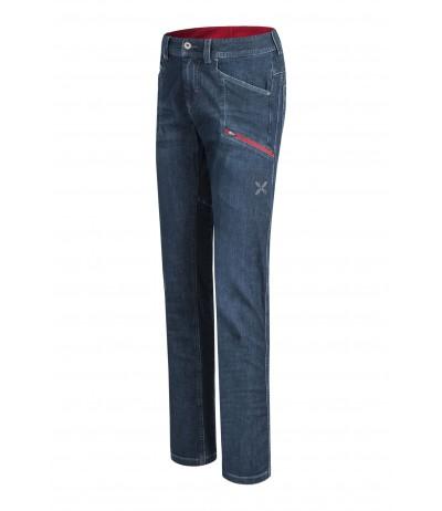 MONTURA FEEL M+ PANTS 81J blu notte jeans
