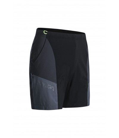 MONTURA BLOCK LIGHT SHORTS 9093 nero/piombo