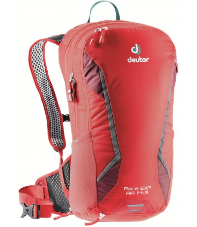 DEUTER RACE EXP AIR 5557 chili-cranberry