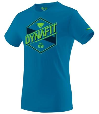 DYNAFIT GRAPHIC CO M S/S TEE myconos