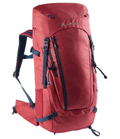 VAUDE WOMAN ASYMETRIC 38+8 red cluser