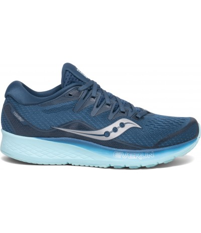 SAUCONY RIDE ISO 2 WOMAN blue/aqua
