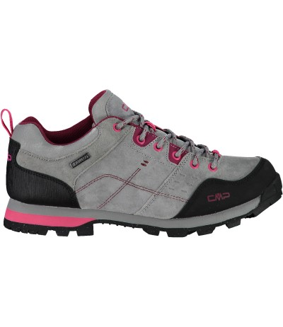 CMP ALCOR LOW WOMAN TREKKING cemento