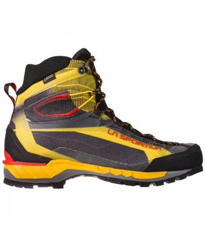 LA SPORTIVA TRANGO TECH GTX black/yellow