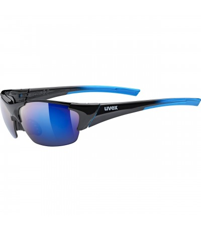 UVEX BLAZE III 2.0 black blue S3