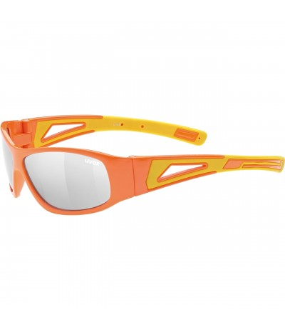 UVEX SPORTSTYLE 509 orange yellow S3