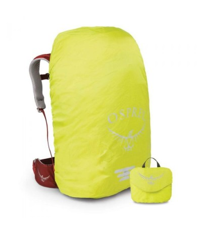 OSPREY ULTRALIGHT VIS RAINCOVER SMALL electric lime