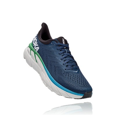 HOKA CLIFTON 7 MEN'S moonlight ocean/anthracite