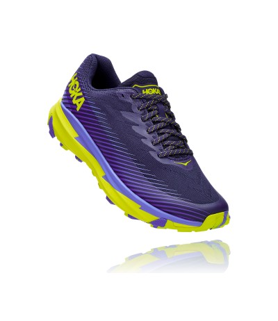 HOKA ONE ONE TORRENT 2 M black iris/evening primrose