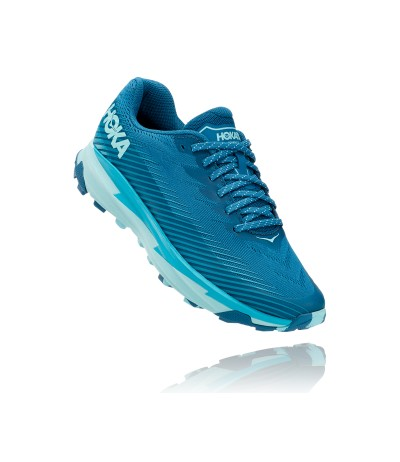 HOKA TORRENT 2 WOMEN'S blue sapphire/angel