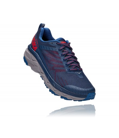 HOKA CHALLENGER ATR 5 MEN'S dark blue/high risk