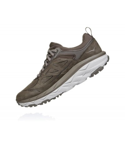 HOKA CHALLENGER LOW GTX WOMEN'S major brown/heather