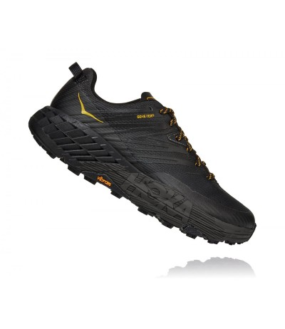 HOKA SPEEDGOAT GTX MEN'S antracite/dark gold