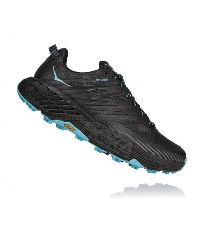 HOKA SPEEDGOAT GTX WOMAN antracite/dark gull