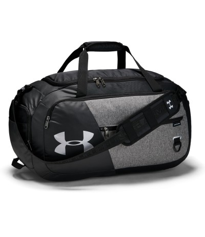 UNDER ARMOUR UNDENIABLE DUFFEL 4.0 MD gray