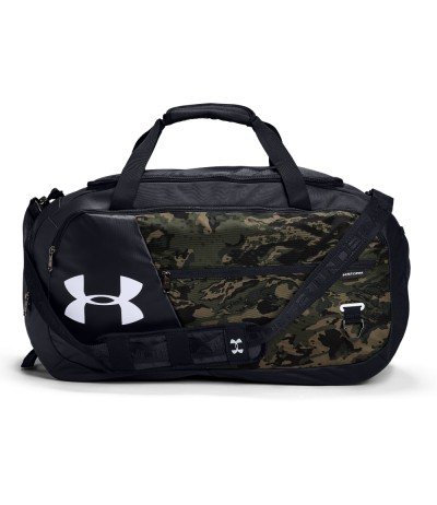 UNDER ARMOUR UNDENIABLE DUFFEL 4.0 MD 0006 black