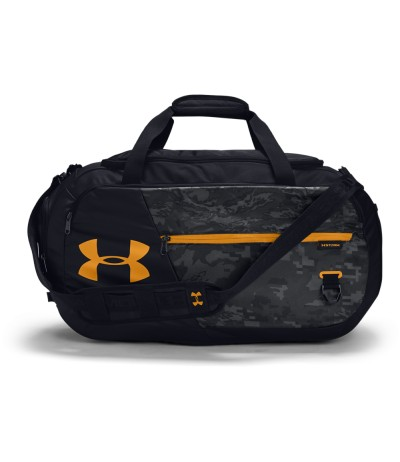 UNDER ARMOUR UNDENIABLE DUFFEL 4.0 MD 0007 black