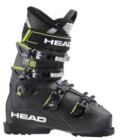 HEAD EDGE LYT 80 black/yellow 2020/21