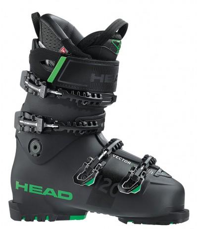 HEAD VECTOR 120S RS black 2020/21