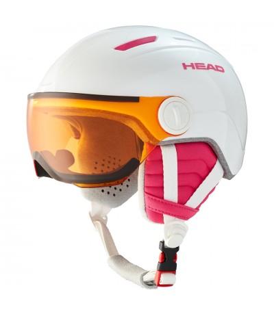 HEAD casco MAJA white