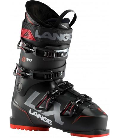 LANGE LX 90 black/green-red