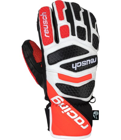 REUSCH WORLDCUP WARRIOR LOBSTER black/white/fluo