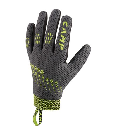 CAMP GUANTO K AIR S grigio/lime