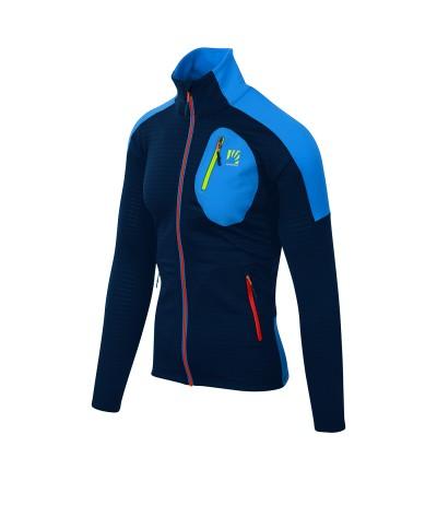 KARPOS PUEZ FLEECE insignia blue/indigo bunting