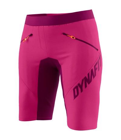 DYNAFIT RIDE LIGHT DST W SHORTS flamingo